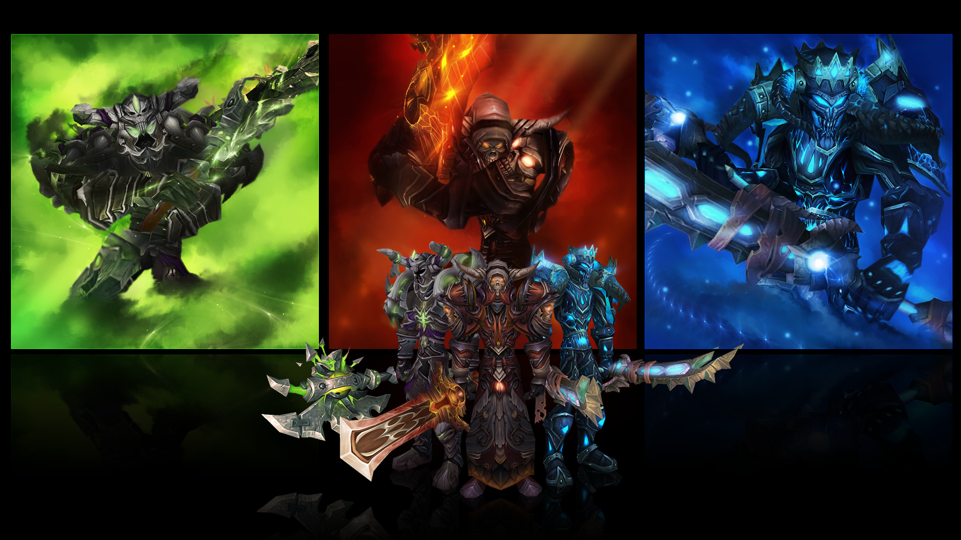 Death Knight Wallpaper By Thunderspeed On Deviantart