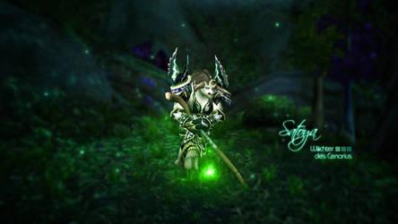 DA Request - Druid, Satoya by Thunderspeed