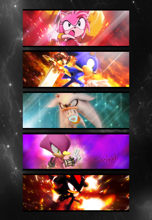 [Old] Sonic Sigwall by Thunderspeed