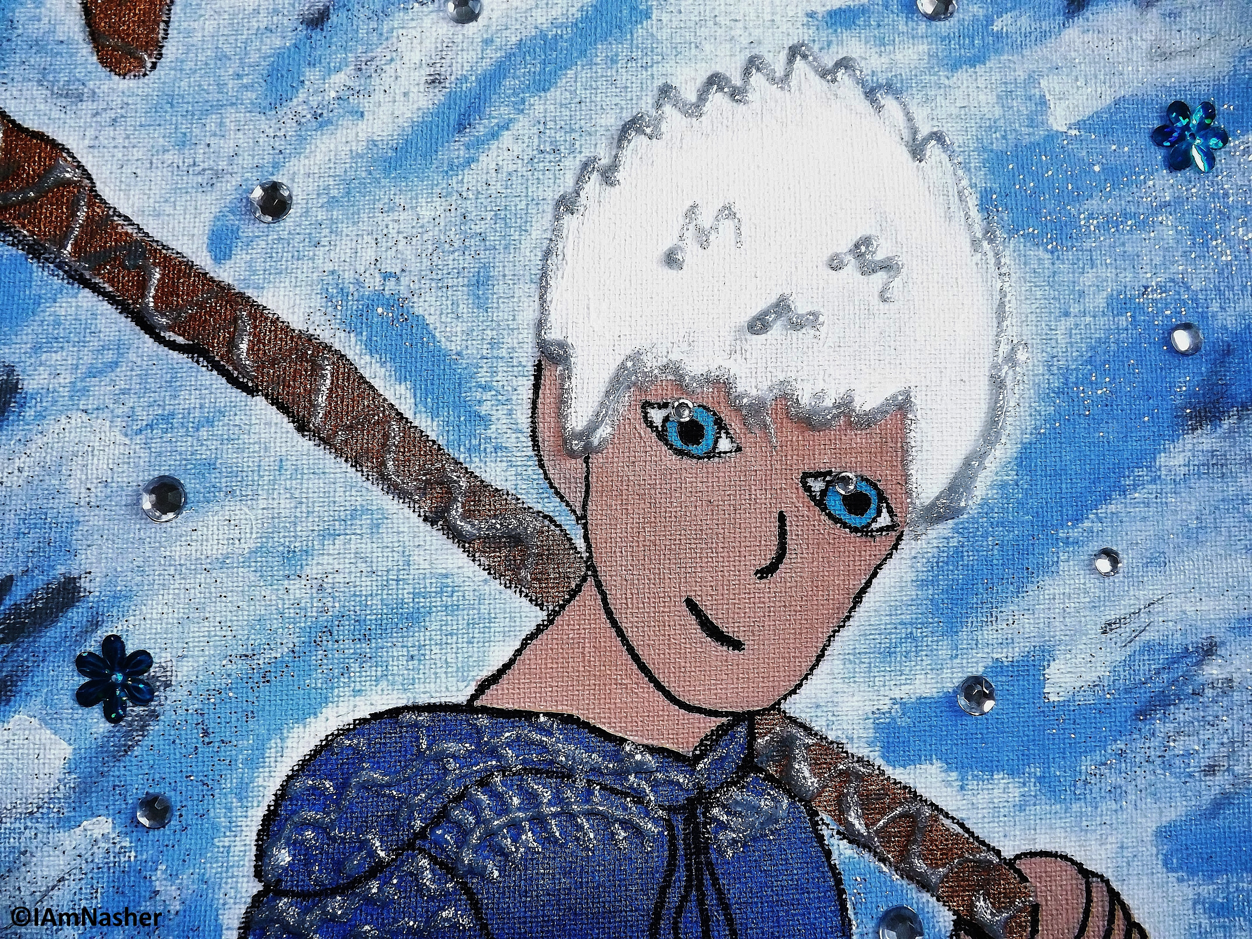 jack frost by IamNasher