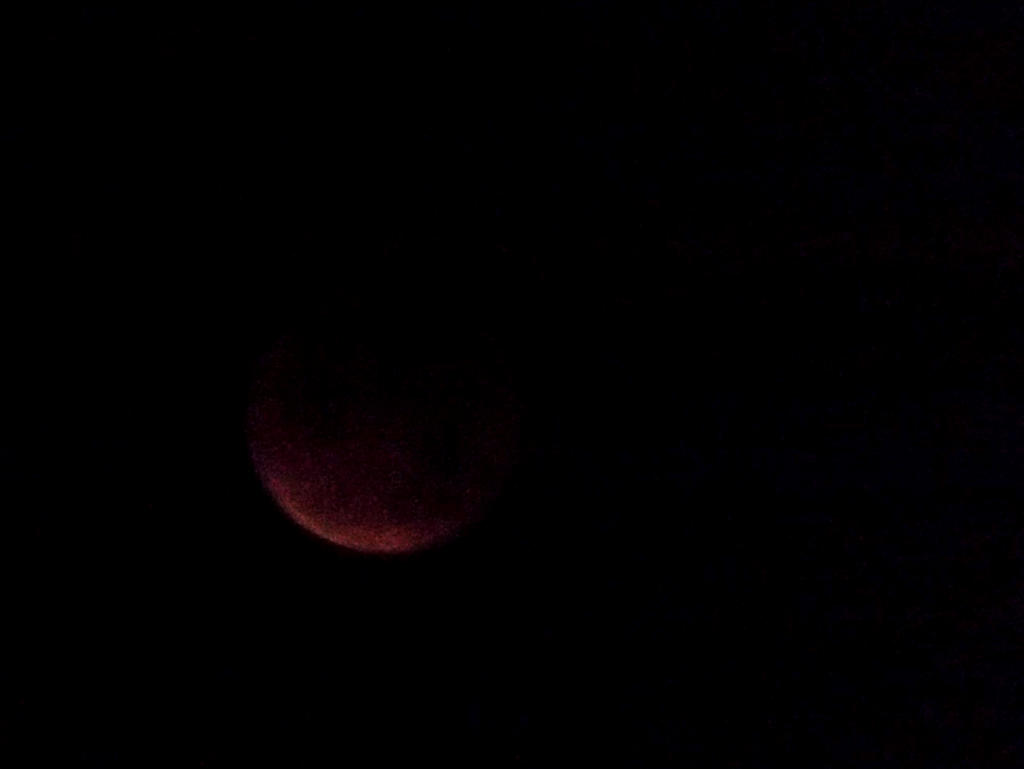 super blood moon 2 by IamNasher