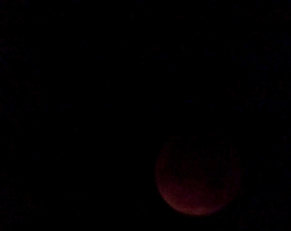 super blood moon 3 by IamNasher