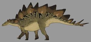 Primal Stegosaurus