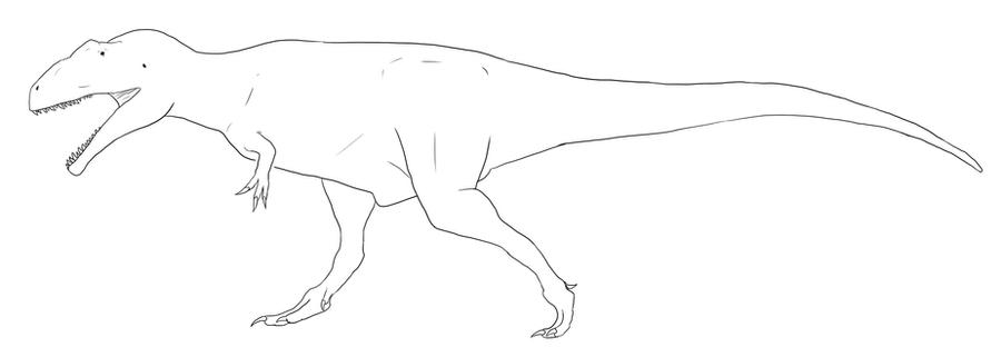 Pictures Of Giganotosaurus Coloring Pages Kidskunst Info