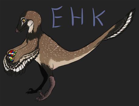 EHK the Troodon