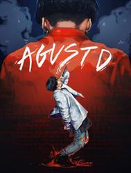 Agust D by elixrai