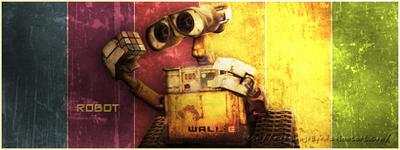 WALL E premiere version by EpsylonGraph