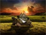 Turtle Island by EpsylonGraph