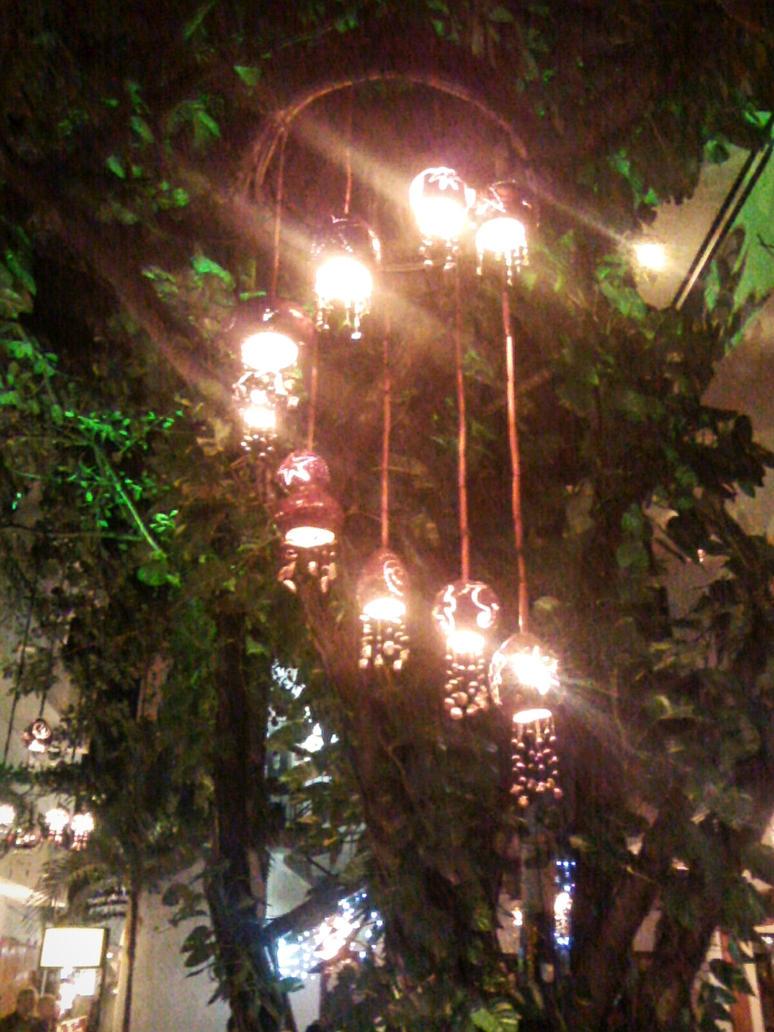 Garden Lights by Blisstianna
