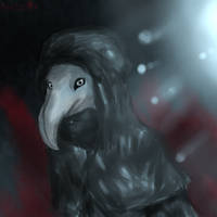 The Plague Doctor by SubSpace-Frost