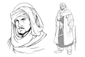 Arab Traveler