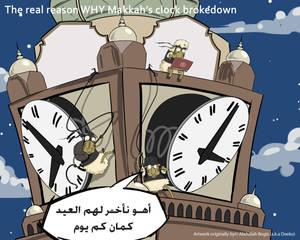 Clock Breakdown