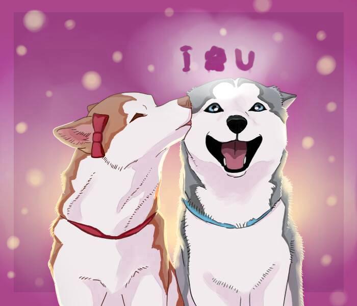 Happy V day by koru1243