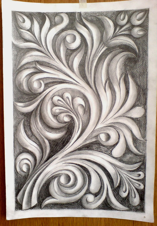 Project For Wood Carving By Polusar
