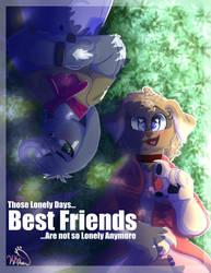 Best Friends...Redraw