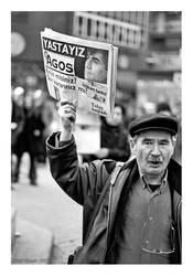 Hrant Dink I by freakme