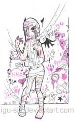 Bloody, hospital dream... by IgU-sIa