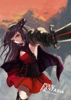 [PFFK] Demoness Nobility by haiashi