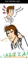 The phone call by dangerpro