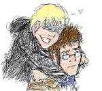 Doctor X Master hug