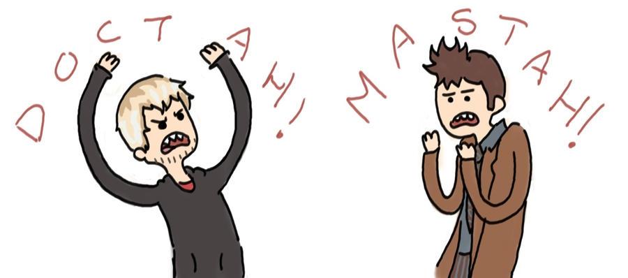Its shouting time! by dangerpro