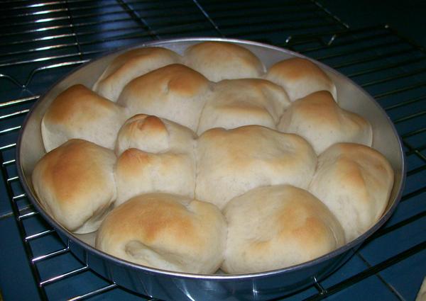 Homemade Rolls by jam-tart