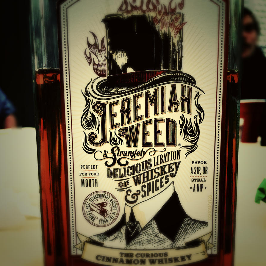 Jeremiah Weed's Miracle Cure by JephrsynGee