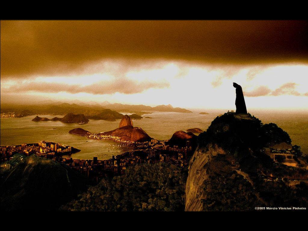 Gotham-Rio 1 by ViniciusDoideira