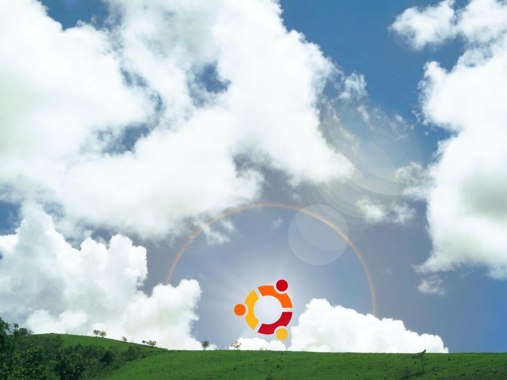 Ubuntu sky by ViniciusDoideira