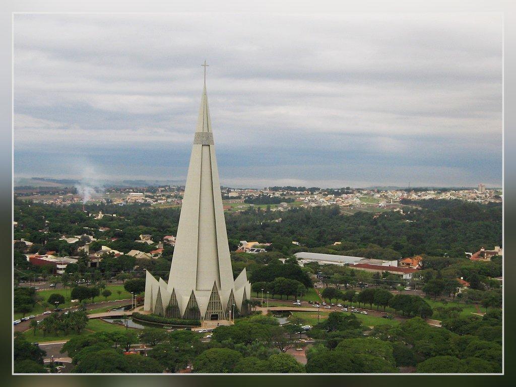Catedral de Maringa by ViniciusDoideira