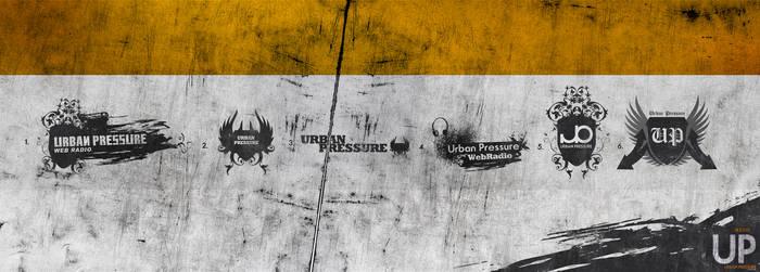 Urban Pressure Logos by alex-xs