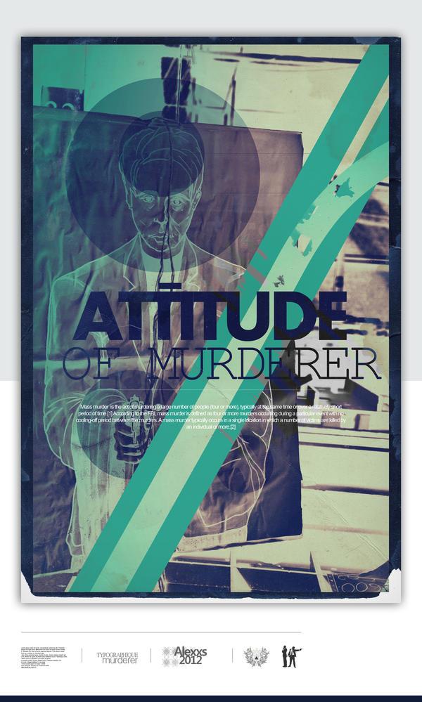 Attitude Of Murderer by alex-xs