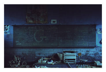 Chalkboard by alex-xs