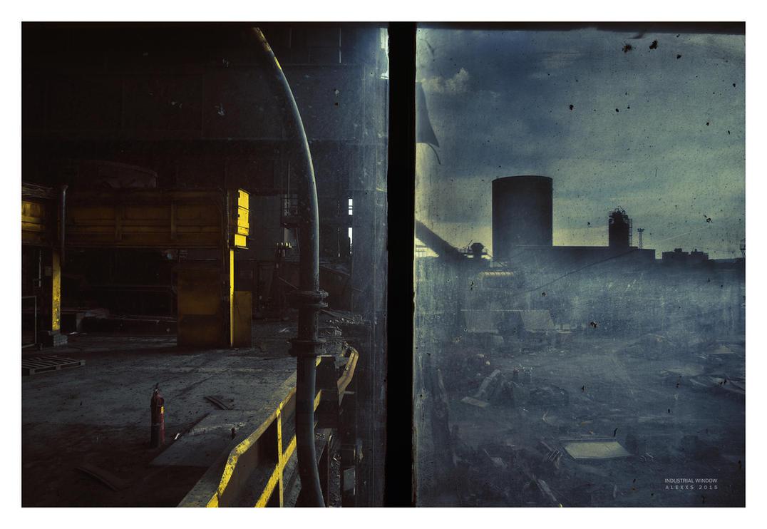 Industrial Window by alex-xs