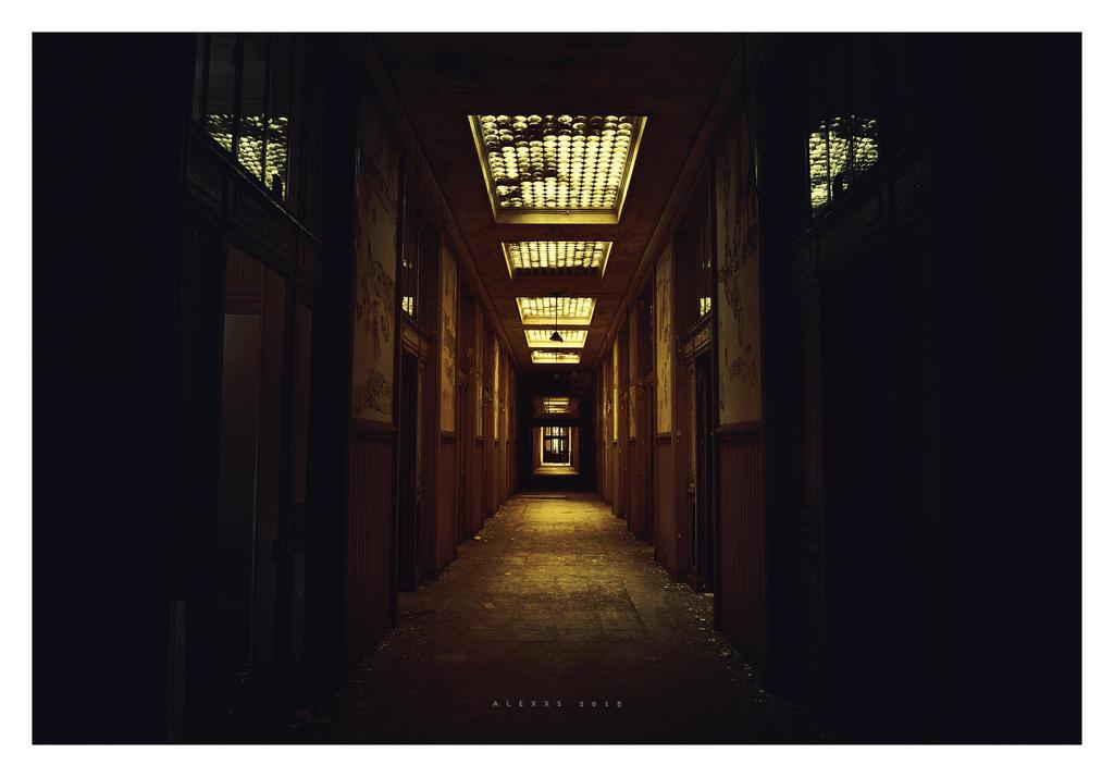 The Corridor by alex-xs
