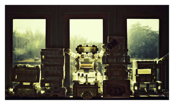 Robot window