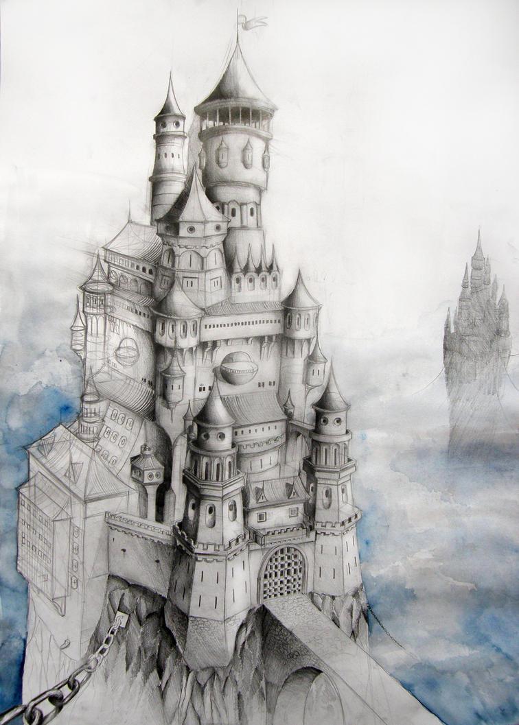 Cloud Fantasy Castle