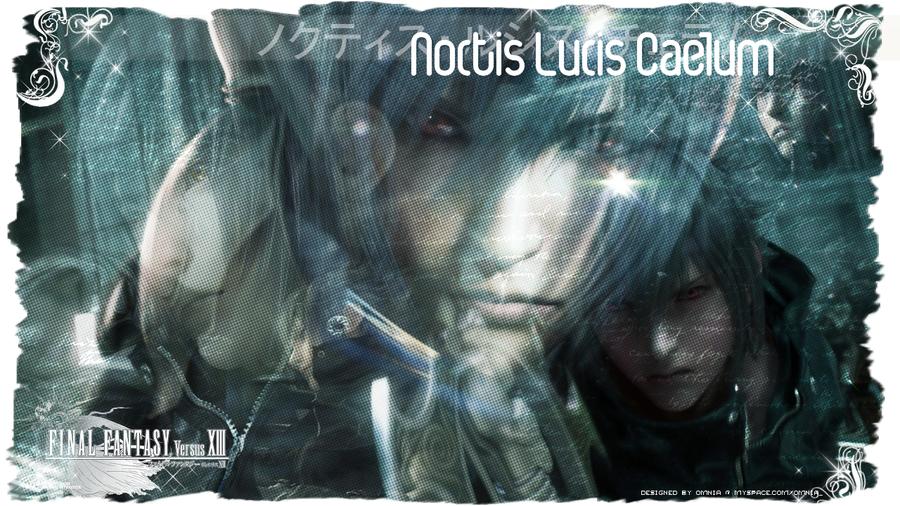 Prince Noctis Lucis Caelum by OmniaMohamedArt on DeviantArt  Noctis