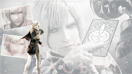 Ace by OmniaMohamedArt