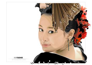 Kim Tae Hee - by Koo178