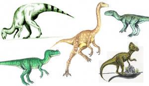 Other Species of Isla Sorna