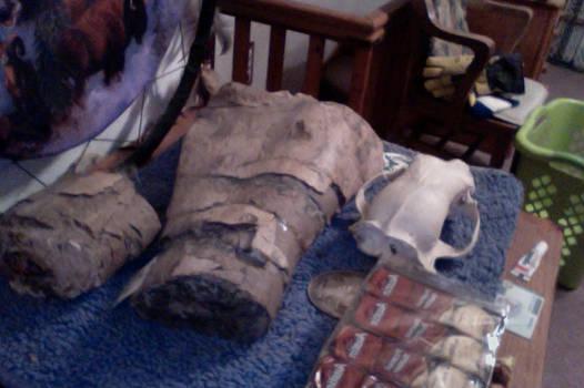 Hardosaur Thigh Bone