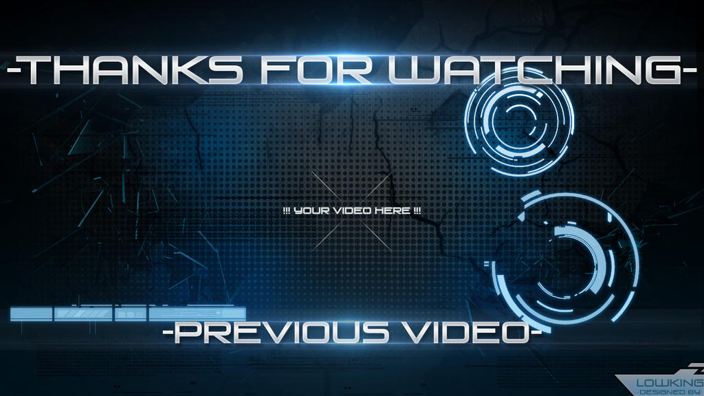 Free outro template by lowking lowkingtv by lowkingarts on free outro template by lowking lowkingtv by lowkingarts pronofoot35fo Choice Image
