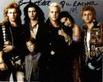 the lost boys hottie autograf
