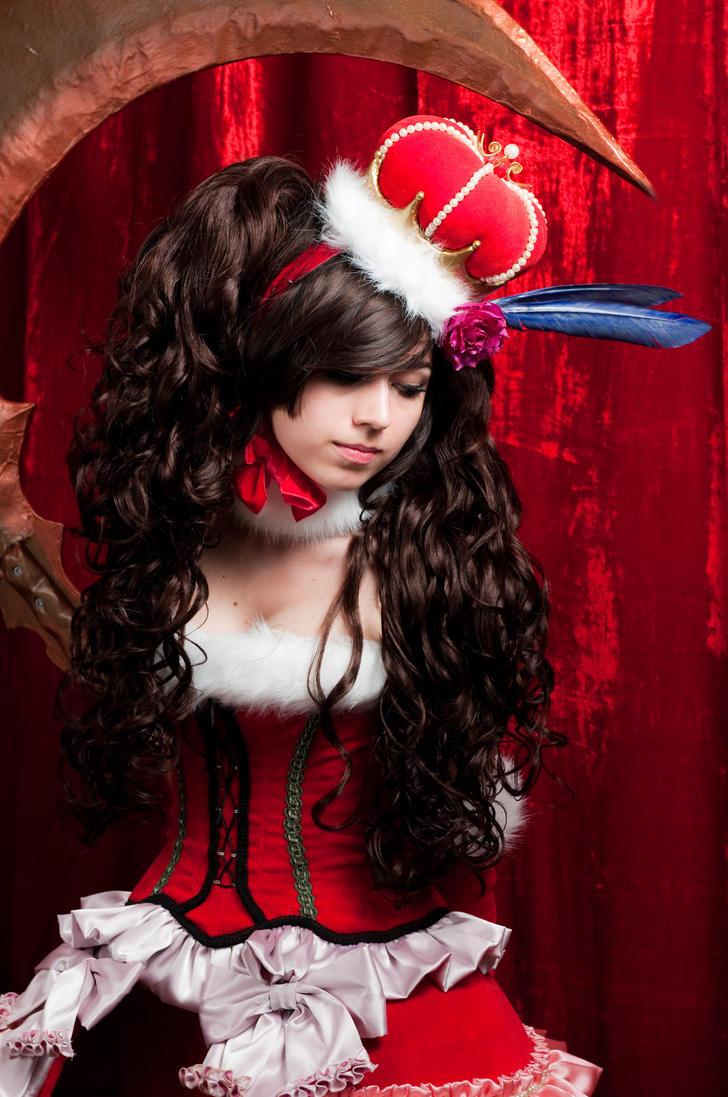 Alice -1- by tapo4ka