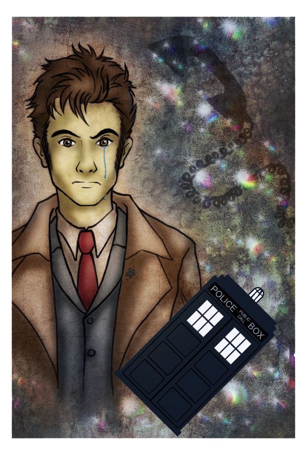 Tenth Doctor... by wk-omittchi