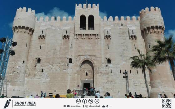 Citadel of Qaitbay 1-17