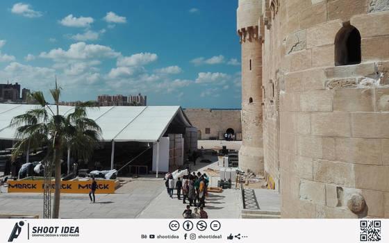 Citadel of Qaitbay 5-17