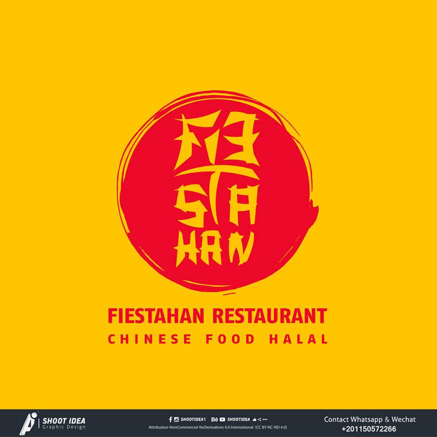 Fiesthan Restaurant logo by ShootIdea