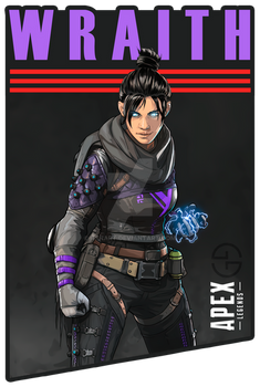 WRAITH   Into the void   Apex Legends